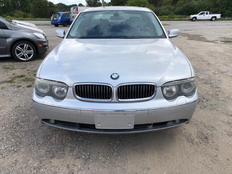 2003 BMW 745LI/Fully loaded/Parking Sensor/Heated n Cooling