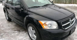 2007 Dodge Caliber/Certified/Alloy rims/Mint Condition