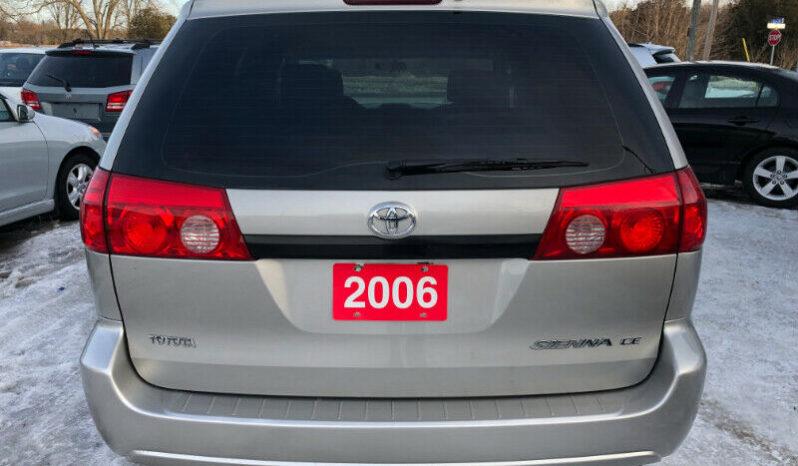 2006 Toyota Sienna/Certified full