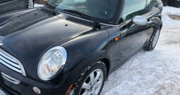 2006 Mini Cooper/Certified/Panoramic roof/Leather Heated Seats