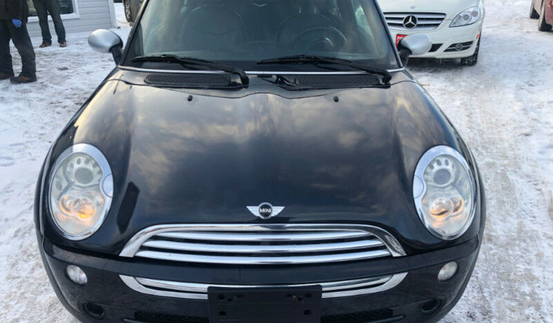 2006 Mini Cooper/Certified/Panoramic roof/Leather Heated Seats full