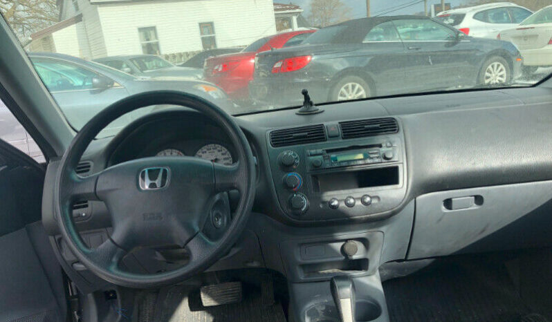 2004 Honda Civic/Certified/Automatic/Good Condition/Runs Well full