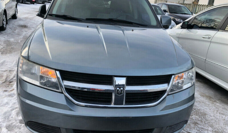 2009 Dodge Journey/Certified/Navigation/Leather Heated Seats full