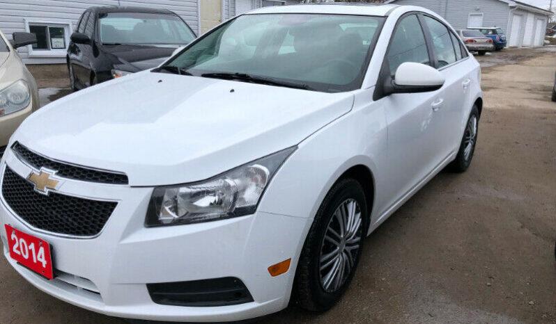 2014 Chevrolet Cruze/Certified/Sunroof/Bluetooth full