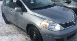 2008 Nissan Versa/Come Certified/Good Condition/Runs Good