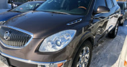 2008 Buick Enclave/AWD/Navigation/Certified/Leather Heated Seats