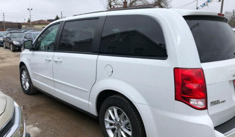 2015 Dodge Caravan full