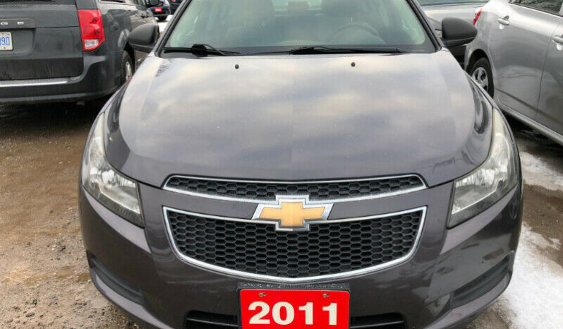 2011 Chevrolet Cruze/Come Certified full