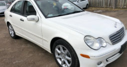 2006 Mercedes C 230/Comes Certified/Mint Condition/Alloy rims