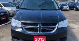 2013 Dodge Grand Caravan/Certified/Clean Carproof/DVD/Backup Camera