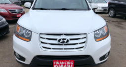 Hyundai Santafe/Certified/AWD/Clean Carproof/Leather/Sunroof