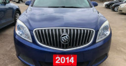 2014 Buick Verano/Certified/Sunroof/Leather Seats/Clean Car-proof