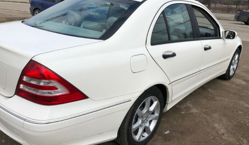 2006 Mercedes C 230/Comes Certified/Mint Condition/Alloy rims full