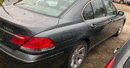 BMW 7 Series/Navigation/Leather Heated Seats/Sunroof