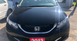 2013 Honda Civic/Certified/We Approve All Credit