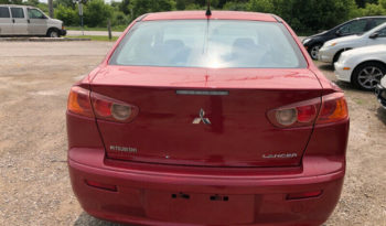 2009 Mitsubishi Lancer full