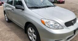2003 Toyota Matrix/Certified/Clean Car-proof/Run Strong