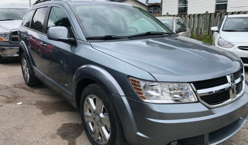 2009 Dodge Journey/AWD/Certified/Chrome Rims/Heated Seats full