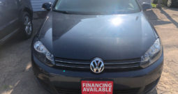2010 Volkswagen Golf/Certified/Panoramic Roof/We Approve All