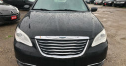 2012 Chrysler 200/Certified/Clean Car-proof/Alloy rims