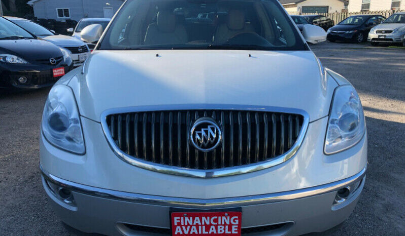 2009 Buick Enclave/Certified/AWD/DVD/Backup Camera/Panoramic roof/ full