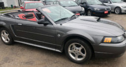 Ford Mustang/Certified/Convertible/Clean Car-proof