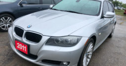 2011 BMW/Certified/AWD/Sunroof/Electric Heated Seats/Loaded