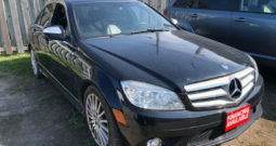 2009 Mercedes Benz C 230/Certified/Fully loaded/We Approve All Credit
