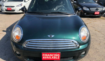 Mini Cooper/Low kilometers/Clean Carproof/Certified/fully loaded full