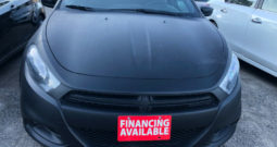 2013 Dodge Dart/Certified/Clean Car-proof/DVD/Alloy rims/Loaded