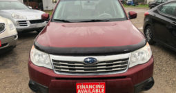 2009 Subaru Forester/4WD/Certified/Clean Car-proof/We Approve All