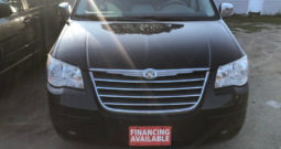 2010 Chrysler Town N Country/Navigation/Leather Heated Seats/Sunroof