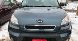 2010 kia soul/Certified/Sunroof/Heated Seat/Bluetooth/Alloy rims