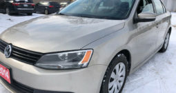2014 Volkswagen Jetta/2.0 liter Trendline/Certified