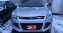 2015 Ford Escape FWD 4dr SE Automatic 1.6L 4-Cyl Gasoline