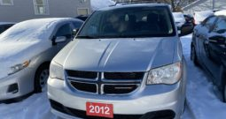 2012 Dodge Grand Caravan 4dr Wgn Crew Automatic 3.6L 6-Cyl Flex Fuel